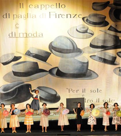 """... di Firenze è andata in scena la prima di un opera oserei dire vivamente  """"legata"""" al territorio 71191a36541a"""