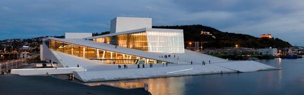 L'Opera House di Oslo