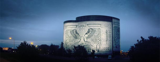 The Banknote Building