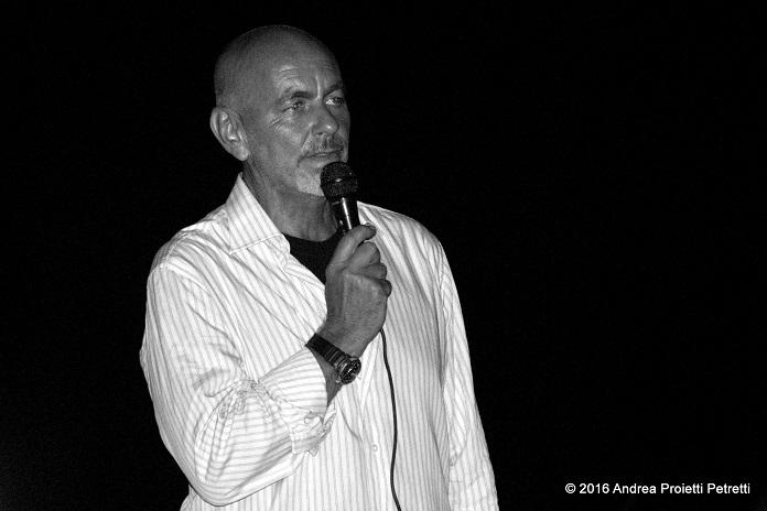L'autore, Luigi Colli